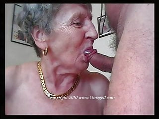OmaGeiL Assortment of Novice Granny Footage