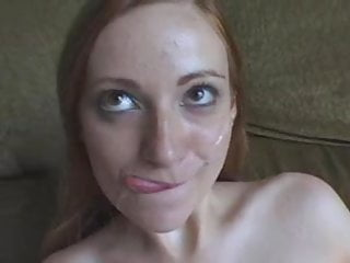 Fantastic redhead wet pink pussy...