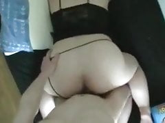 Real Chubby Asian Amateur Tenn Creampie