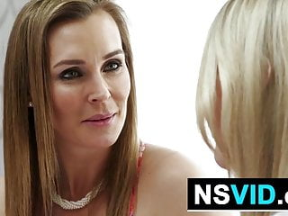 Sexual Stepmom Roleplay And Lesbian Stepdaughter