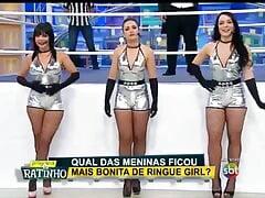 AS 3 VADIAS DO PROGAMA DO RATINHO
