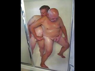 Daddies in the Shower