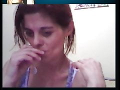 Sexy Argentinian Milf on Skype