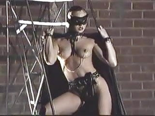 Jacqueline Lovell in mask & cape - wtf?