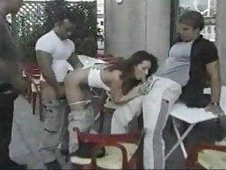 Public Sex outdoor Cafe