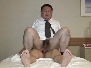 japanese Old Man 694