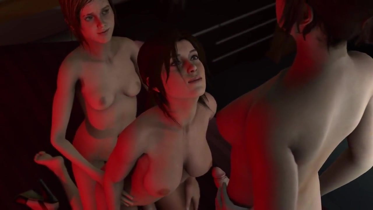 Lara Croft Getting Fucked