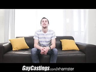 GayCastings Beau Fucks for the First Time on Camera