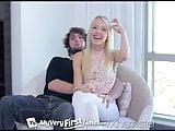 MyVeryFirstTime - Sierra Nevadah tries anal with boyfriend