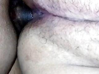 Mi Puta ensartada por los dos lados 4