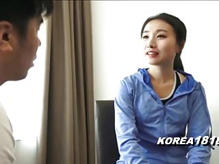 KOREA1818.COM – Korean MILF Jogger Seduced!