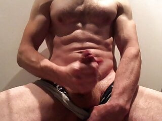 The Hottest Handjob Guy !!!!! So horny, Try not to cum !!!