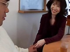 Japanese Asian Milf With Strong Libido Enjoying Sex Time Uncensored