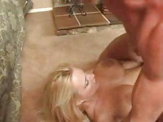 Titty Milf strap her husband