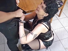german step mom seduce son to fuck at kitchen when dad awayfree full porn