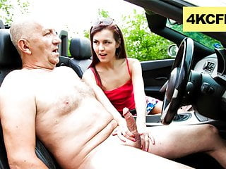 Grandpa, can I get a Free Ride? – CFNM