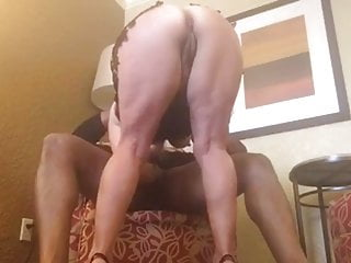 The Swinger Experience Presents Hotwife Sucks Off Big Black Cock