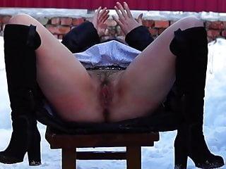 snow piss