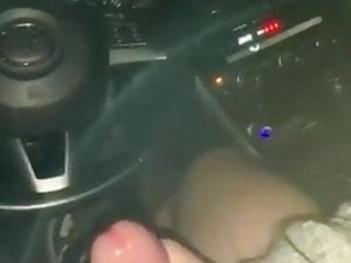 Blowjob in car - mamada no carro