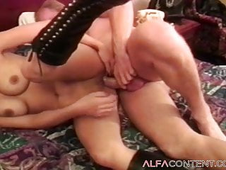 The Swinger Experience Presents Busty Teen In Hot Threesome