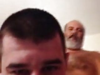 Hot Bear Daddy Fucking His Neighbor