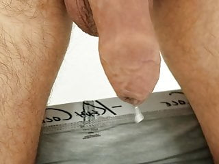 Prostate play again. Part 2 dropping cum