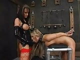 Alektra Blue and Amy Ried - Strap-On Slave - by TLH