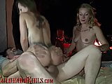 Real Colorado Girls MILF Orgy By The Campfire