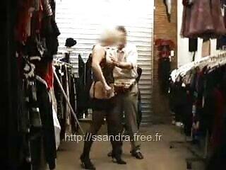 la bourgeoise en boutique