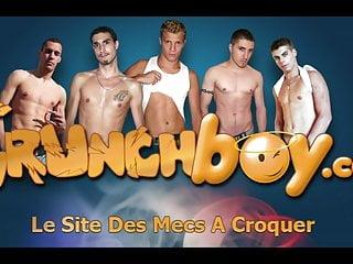 Nalex french twinkf ucked barebakc french pornstar ti...