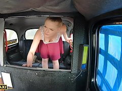 Fake Taxi – Hot Russian Lucy Heart Tries Cabby's English Sausage