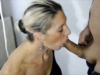 Compilation Milf blowjob Mature and