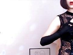 SEXY KOREAN STREAMER NIPPLE SLIP
