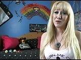 Alana Evans does Vlogging