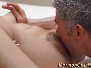 Mormon ass cum anointed