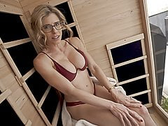Naked Sauna Fun With My Friends Hot Mom Part 1 Cory Chase