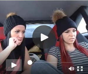 webcam dentro del carro