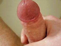 bear jerking off with big cumshotPorn Videos