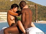 African Lovers Explore Their Lust