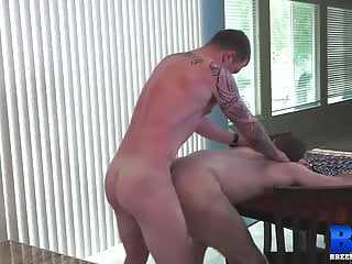 BREEDMERAW Hunky Sean Knight Having Wild Bareback With Buddy