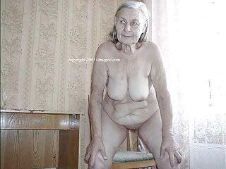 OmaGeiL – Crazy Granny Ladies Go Naked Compi