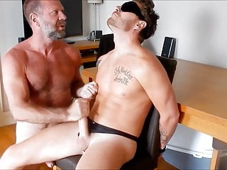 Kinky Daddy With Super Hot Stud