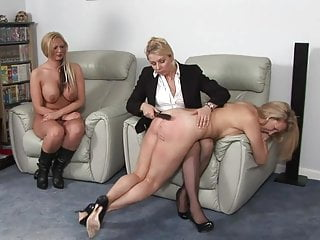 mistress master and Girls spanked by