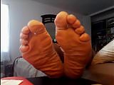 Bate Feet Fetish