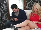 The biggest fan of Mick Blue - Anikka Albrite