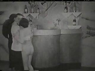 Nudist-bar (ca 1920)