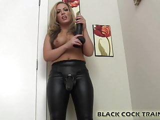 I will train you to suck this biggest cocks