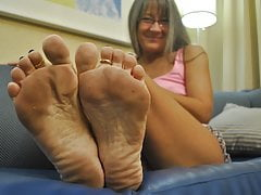 Leilani's Grubby Soles