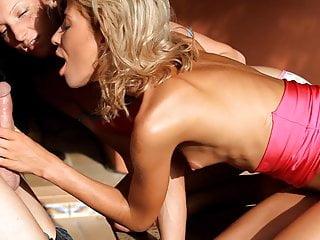 WOWGIRLS – Stephanie and Paloma Enjoying Big Cock in a FFM