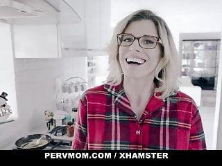 Christmas Holiday Sex With Stepmom
